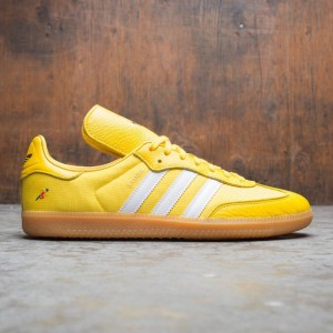 Adidas x Oyster Men Samba OG (yellow / white / gold)