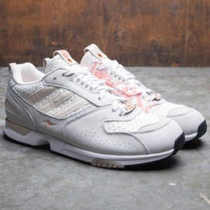 Adidas Consortium x Shelflife Men ZX 4000 (white / orange / core brown)