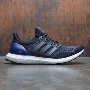 Adidas Men UltraBOOST (black / core black / gold metallic)