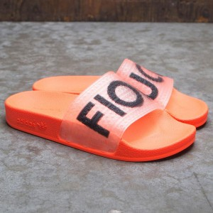 Adidas x Fiorucci Men Adilette Slide (orange / solar orange / black)