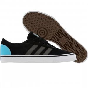 Adidas Skate Adi Ease (black1 / dark cinder / sup cyan)