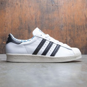 Adidas x Have A Good Time Men Superstar 80s (white / core black / chalk white)