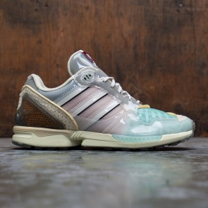 Adidas Men ZX 6000 Inside Out (gray / clear brown / chalk white / sand)