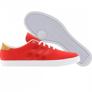 Adidas Men MC Low (vivid red / runninwhite)