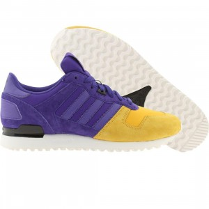 Adidas Men ZX 700 (blapur / ray yellow / white vapor)