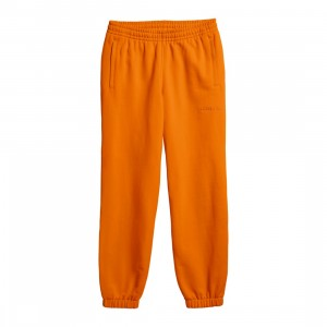 Adidas x Pharrell Williams Men Basics Sweatpants (orange / bright orange)