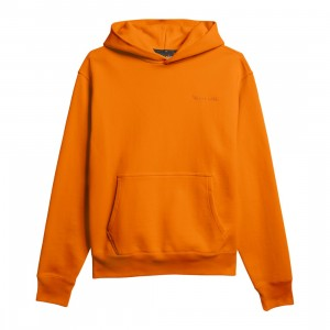 Adidas x Pharrell Williams Men Basics Hoodie (orange / bright orange)