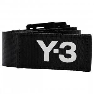 Adidas Y-3 Classic Logo Belt (black)