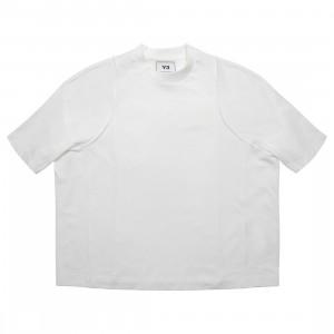 Adidas Y-3 Women Classic Tailored Tee (white / core white)
