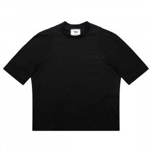 Adidas Y-3 Women Classic Tailored Tee (black)