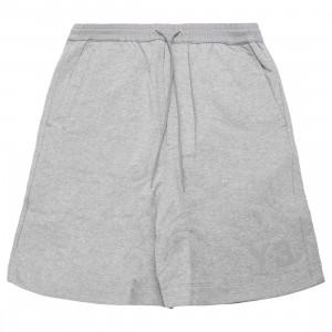 Adidas Y-3 Men Classic Terry Shorts (gray / medium grey heather)