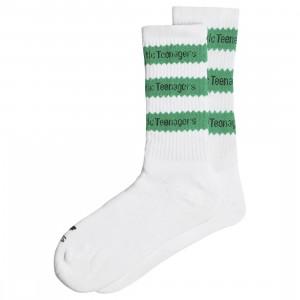 Adidas x Human Made Men Socks (white / green)