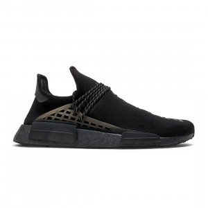 Adidas x Pharrell Williams Men HU NMD (black / core black)