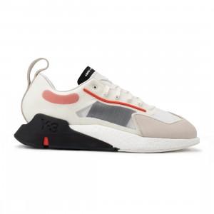 Adidas Y-3 Men Orisan (white / clear brown/ bold orange)