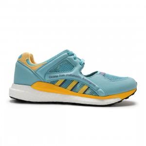 Adidas x Human Made Men EQT Racing (blue / light blue / st fading ocean / core black)