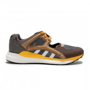 Adidas x Human Made Men EQT Racing (brown / cardboard / footwear white / grey)