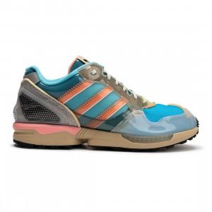 Adidas Men XZ 0006 Inside Out (blue / bright cyan / chalk coral / stone khaki)