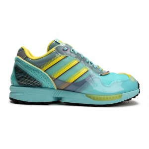 Adidas Men XZ 0006 Inside Out (blue / clear aqua / light aqua / shock yellow)