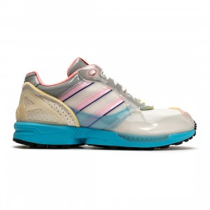 Adidas Men XZ 0006 Inside Out (gray / orbit grey / clear pink / core black)