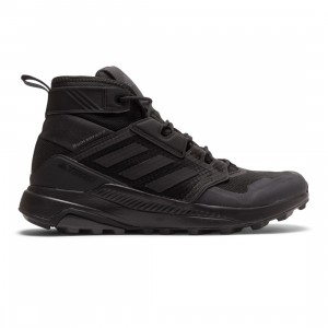 Adidas x Pharrell Williams Men Terrex Trailmaker Mid GTX (black / core black / dgh solid grey)