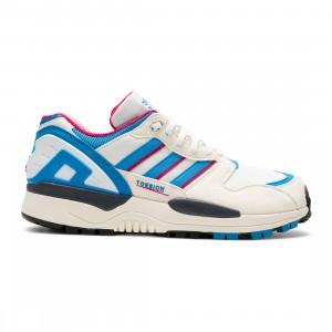 Adidas Men ZX 0000 Evolution (white / crystal white / brave blue / bold pink)