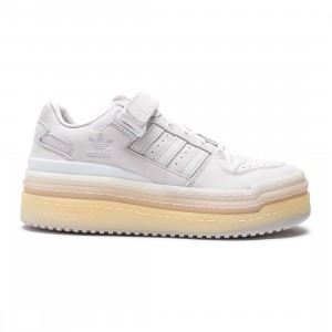Adidas Unisex Triple Platforum Low (white / crystal white / footwear white)