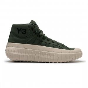 Adidas Y-3 Men GR.1P High (green / shadow green / clear brown / black)