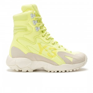 Adidas Y-3 Men Notoma (yellow / semi frozen yellow / off white / clear brown)