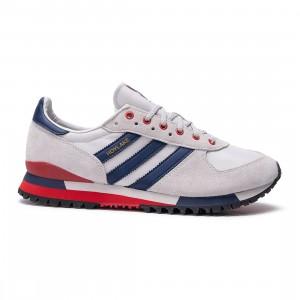 Adidas Men Hoylake SPZL (gray / dash grey / power red)