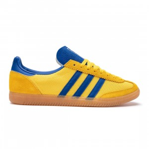 Adidas Men Malmo Net SPZL (yellow / wonder glow / collegiate royal / bold gold)