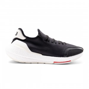 Adidas Y-3 Men UltraBoost 21 (black / red / core white)