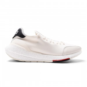 Adidas Y-3 Men UltraBoost 21 (white / core white / red / black)