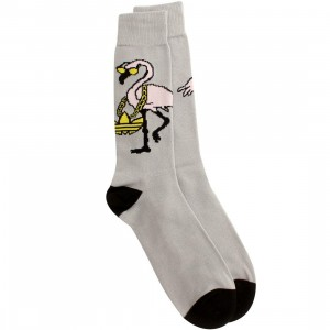 Adidas Originals Trefoil Crew Socks (gray) 1S