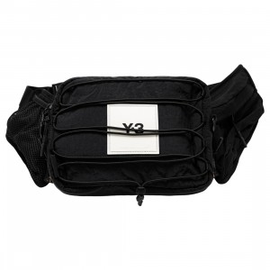 Adidas Y-3 Classic Sling Bag (black)