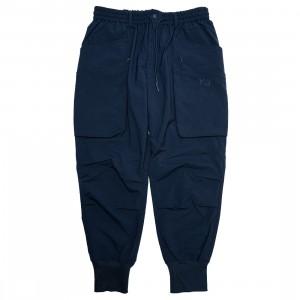 Adidas Y-3 Men Classic Ripstop Utility Pants (navy / collegiate navy)