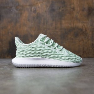 Adidas Women Tubular Shadow W (green / linen green / footwear white)