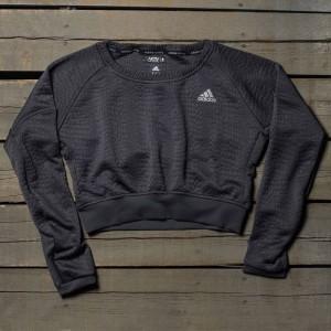 Adidas Women AK Pullover Jacket (black)