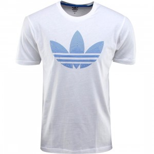 Adidas Museum Pop Fill Tee (white)