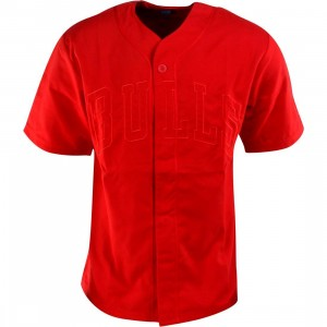 Adidas NBA Chicago Bulls Jersey (red / redsld)
