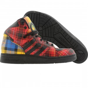 Adidas Men ObyO JS Instinct High - Jeremy Scott (black)