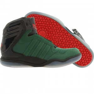 Adidas Men Tech Street Mid (dark green / black)