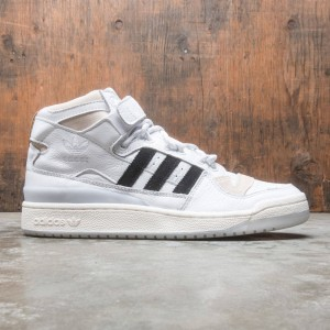 Adidas x Ivy Park Men Forum Mid (white / core black / mesa)