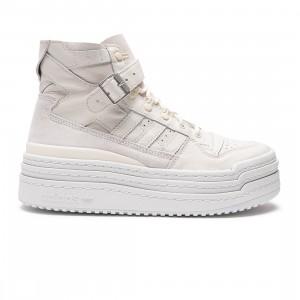 Adidas Unisex Triple Platforum Hi (white / off white)