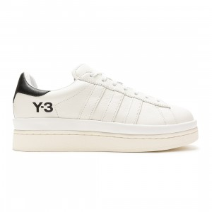 Adidas Y-3 Men Hicho (white / black / off white)