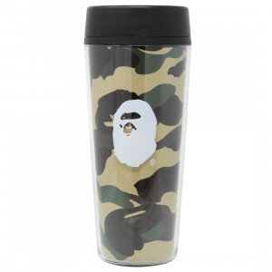 A Bathing Ape 1st Camo Tumbler (yellow)