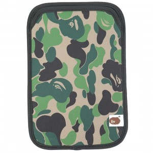 A Bathing Ape ABC Camo iPad Mini Case (green)