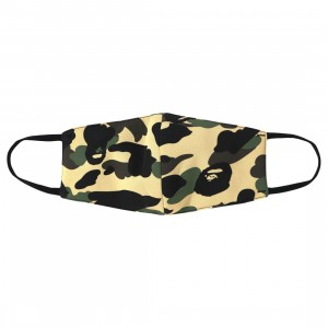 A Bathing Ape 1st Camo Mask (yellow)
