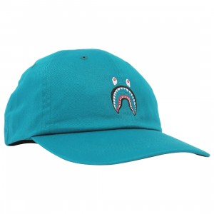 A Bathing Ape Shark Panel Cap (blue)
