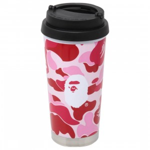 A Bathing Ape ABC Camo Tumbler (pink)