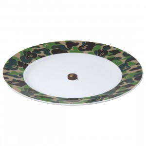 A Bathing Ape ABC Dishes (green)